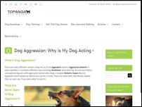 topangapetresort.com/dog-training-los-angeles/ask-the-dog-trainer/dog-aggression